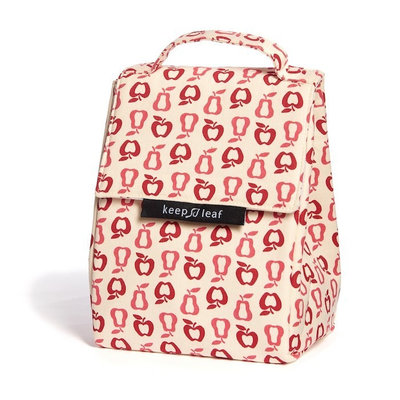 Borsa isotermica Lunch Bag New Fruit Borsa in cotone biologico