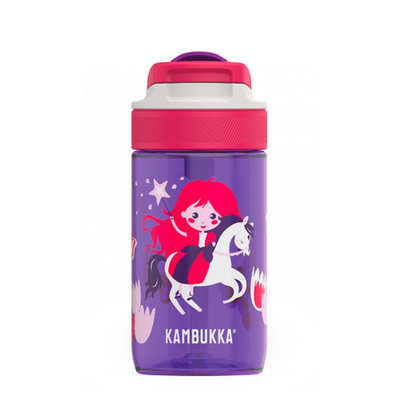 Borraccia principessa Lagoon Magic Princess  400 ml di tritan senza BPA anti-perdita