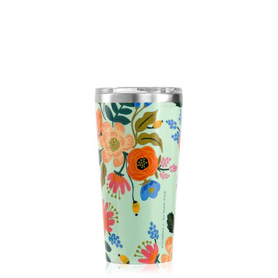 Mug isotermica LIVELY FLORAL 500 ml inox RIFLE PAPER CO