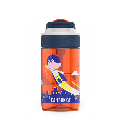 Borraccia super heros Lagoon  Superboy da 400 ml tritan senza BPA e anti perdita